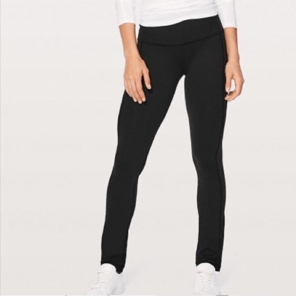 181f45ec84405c lululemon athletica Pants | Black Lululemon Leggings | Poshmark